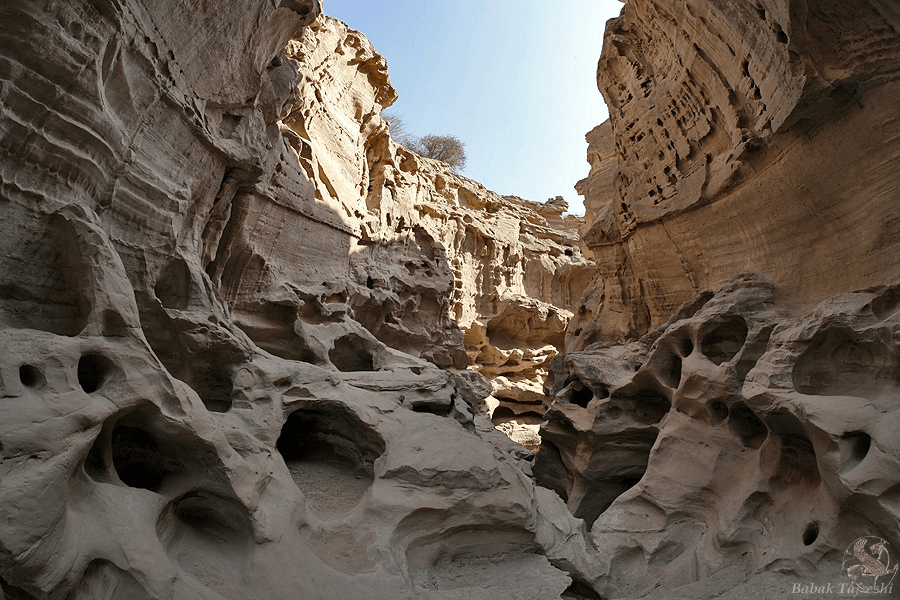Stars Valley in Qeshm Island