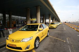 Imam Khomeini Airport Taxis
