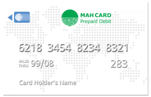 MahCard - Debit
