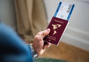 Passport-Boarding-Pass