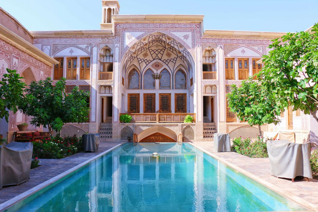 Historical house in Kashan