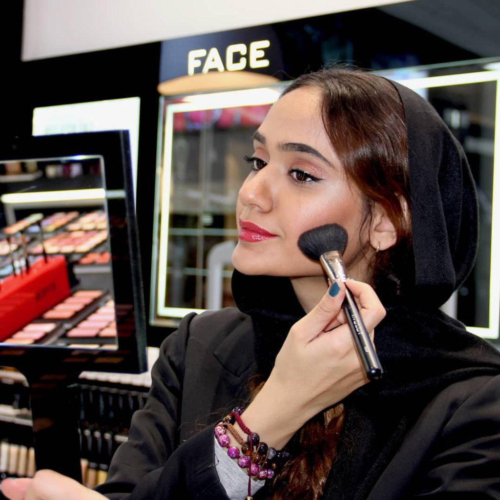 Makeup in Iran