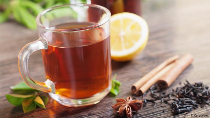 Iranian Non-Alcoholic Drinks: Tea