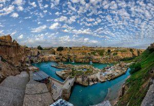 Shushtar Historical Hydraulic System -Iran UNESCO
