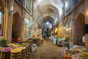 Tabriz Historic Bazaar Complex - Iran UNESCO