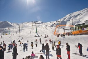 Best time to visit Iran - winter in Iran